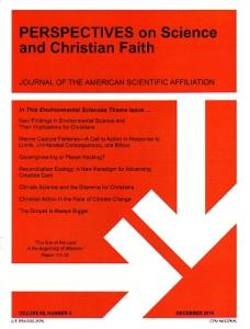 Perspectives on Science & Christian Faith